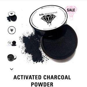BRAND NEW Black Diamond Charcoal Teeth Whitener